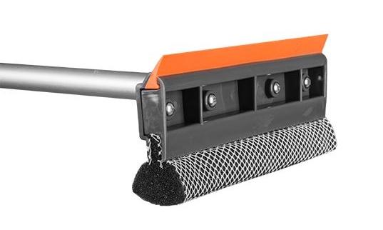 Teleskop fensterwischer fensterputzer scheibenreiniger gummi